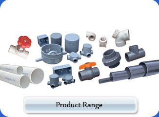 UPVC Pipes Pakistan-Product Range